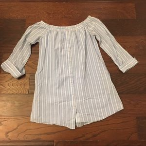 Adorable Shirt Dress size L